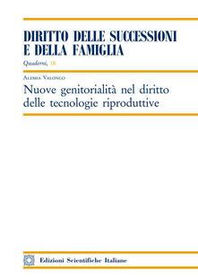 Voluntariadobaleares2014.es Nuove genitorialità nel diritto delle tecnologie riproduttive Image