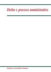 Diritto e processo amministrativo (2018). Vol. 1