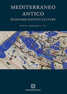 Fondazionesergioperlamusica.it Mediterraneo antico. Economie società culture (2017). Vol. 1-2 Image