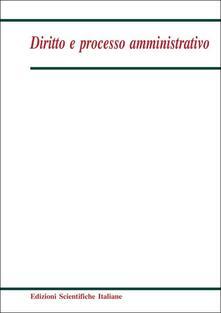 Ilmeglio-delweb.it Diritto e processo amministrativo (2019). Vol. 1 Image