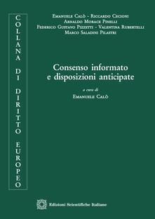 Consenso informato e disposizioni anticipate.pdf