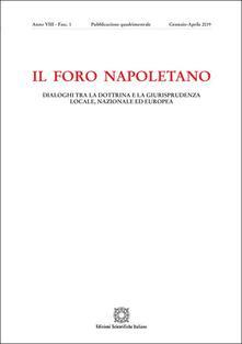 Il Foro napoletano (2019). Vol. 1.pdf