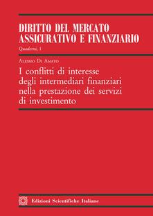 Nordestcaffeisola.it I conflitti di interesse degli intermediari finanziari nella prestazione dei servizi di investimento Image
