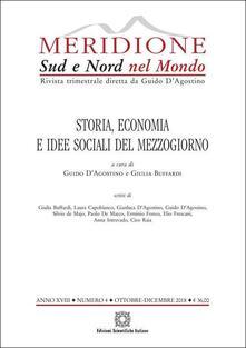 Associazionelabirinto.it Meridione (2018). Vol. 4: Storia, economia e idee sociali del Mezzogiorno (Ottobre-Dicembre). Image