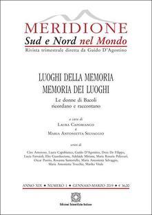Criticalwinenotav.it Meridione (2019). Vol. 1: Luoghi della memoria. Memoria dei luoghi. Le donne di Bacoli ricordano e raccontano. Image