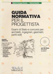 Fondazionesergioperlamusica.it Guida normativa per il progettista. Con CD-ROM Image