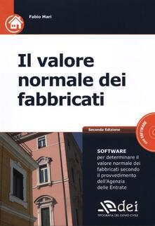 Voluntariadobaleares2014.es Valore normale dei fabbricati. Con CD-ROM Image