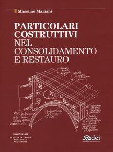 Associazionelabirinto.it Particolari costruttivi nel consolidamento e restauro Image