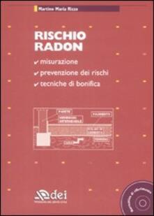 Vastese1902.it Rischio radon. Con CD-ROM Image