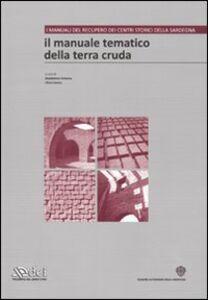Libro Il manuale tematico della terra cruda. Con CD-ROM. Vol. 2