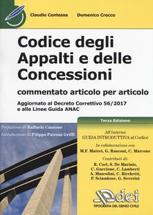 Codice degli appalti e delle concessioni.pdf