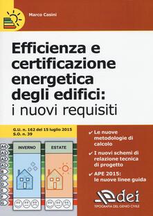 Voluntariadobaleares2014.es Efficienza e certificazione energetica degli edifici. I nuovi requisiti Image