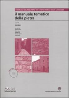 Il manuale tematico della pietra. Con CD-ROM. Vol. 2.pdf