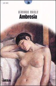 Libro Ambrosia Bernardo Maiolo