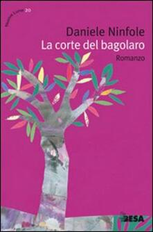 La corte del bagolaro - Daniele Ninfole - copertina