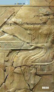 Libro Dai gradini del Persephoneion Marisa Pelle