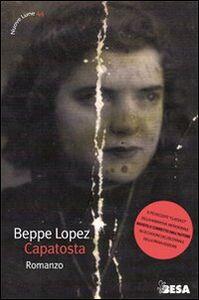 Foto Cover di Capatosta, Libro di Beppe Lopez, edito da Besa