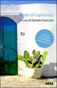 Foto Cover di Fiabe di Capitanata, Libro di  edito da Besa