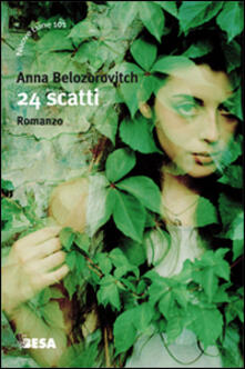 24 scatti - Anna Belozorovitch - copertina