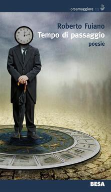 Tempo di passaggio - Roberto Fuiano - copertina