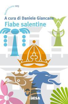 Fiabe salentine - copertina