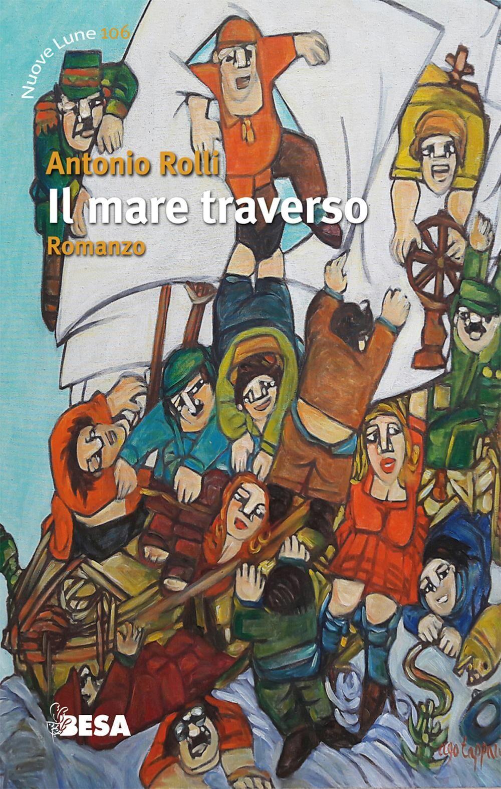 """""""Il mare traverso"""" di Antonio Rolli"""