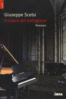 Il colore del melograno - Giuseppe Scelsi - copertina
