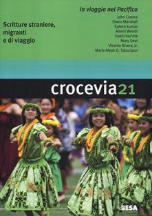 Fondazionesergioperlamusica.it Crocevia. Scritture straniere, migranti e di viaggio (2018). Vol. 21: In viaggio nel Pacifico. Image