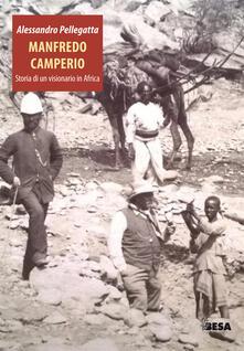 Antondemarirreguera.es Manfredo Camperio. Storia di un visionario in Africa Image
