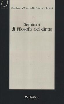Atomicabionda-ilfilm.it Seminari di filosofia del diritto. Categorie del dibattito contemporaneo Image