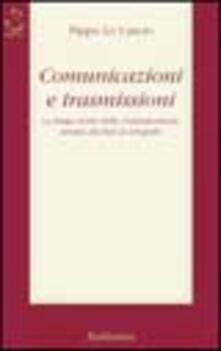 Ipabsantonioabatetrino.it Comunicazioni e trasmissioni. La lunga storia della comunicazione umana dai fari al telegrafo Image