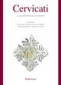 Foto Cover di Cervicati, Libro di  edito da Rubbettino