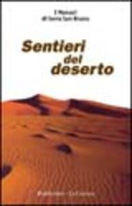 Sentieri del deserto