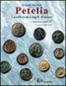Petelia. La collezione Luigi E. Romano