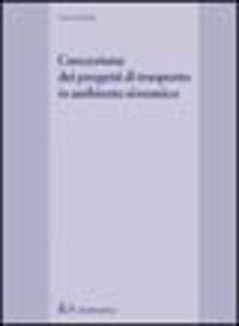 Concezione dei progetti di trasporto in ambiente sistemico
