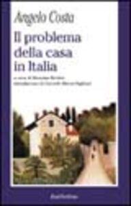 Il problema della casa in Italia