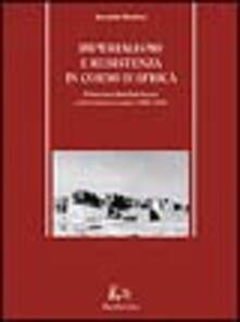 Cocktaillab.it Imperialismo e resistenza in Corno d'Africa. Mohammed Abdullah Hassan e il derviscismo somalo (1899-1920) Image