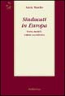 Sindacati in Europa. Storia, modelli, culture a confronto.pdf