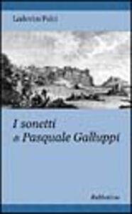 I sonetti di Pasquale Galluppi