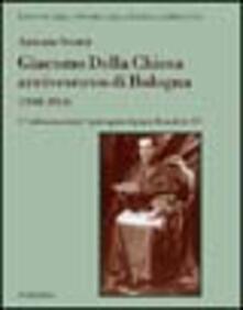 Camfeed.it Giacomo Della Chiesa arcivescovo di Bologna (1908-1914). L'«ottimo noviziato» episcopale di papa Benedetto XV Image