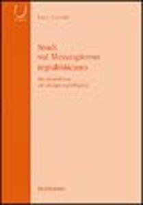 Studi sul Mezzogiorno repubblicano. Storia, politica ed analisi sociologica