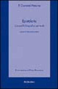 Libro Epistolario. Con profilo biografico-spirituale Giovanni Messina
