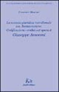La scienza giuridica meridionale della Restaurazione. Codificazione e codici nell'opera di Giuseppe Amorosi