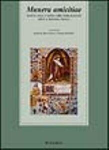 Libro Munera amicitiae. Studi di storia e cultura sulla tarda antichità offerti a Salvatore Pricoco