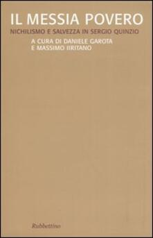 Il Messia povero. Nichilismo e salvezza in Sergio Quinzio.pdf