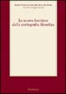 Le nuove frontiere della storiografia filosofica. Atti del 1° Convegno nazionale della Società italiana di storia della filosofia.pdf
