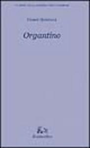 Libro Organtino Cesare Quintana