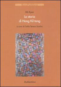 La storia di Hong Kil-tong