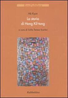 La storia di Hong Kil-tong.pdf