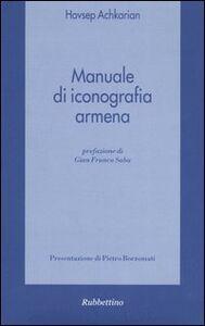 Manuale di iconografia armena
